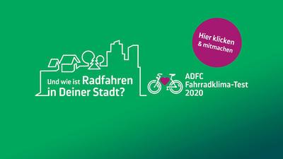 Wie gerne fahren Sie in Niebüll mit dem Fahrrad? ADFC Fahrradklima Test 2020